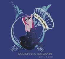 Equestria Railways: Crystal Empire by Edward Hobson