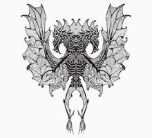 Two-Headed Dragon by Akolyok