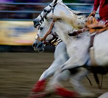 Rodeo Rush by tonipix