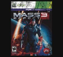Mass Effect 3 by AndyFuchzKunz
