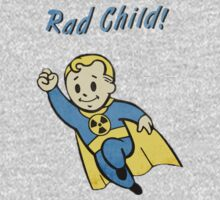 Rad Child - Baby Vault Boy! by Nick Halls