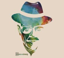 Heisenberg (Stylized) by Emma Greenish