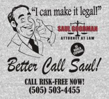 Saul Goodman, Better Call Saul by cerenimo