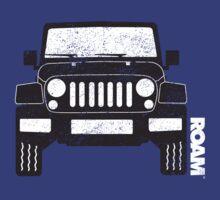 ROAM Apparel Off Road Rambler T-shirt  by ROAM  Apparel