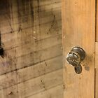 Ghost Town Door by Jason Stabile