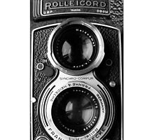 ☜ ☝ ☞ ☟ Rolleicord Camera iPhone Case ☜ ☝ ☞ ☟  by ✿✿ Bonita ✿✿ ђєℓℓσ