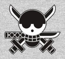 Zoro - OP Pirate Flags Kids Clothes