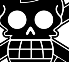 Chopper - OP Pirate Flags Sticker