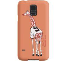 Belt Giraffe (Orange/iPhone 5) Samsung Galaxy Case/Skin