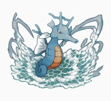 Kingdra by Pokeplaza