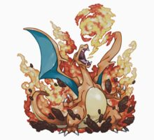 Charizard by Pokeplaza