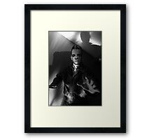 On Top of the Heat! No. 1 Framed Print