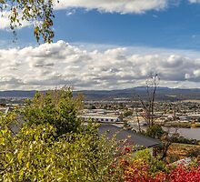 Launceston, Tasmania, Australia by Elaine Teague