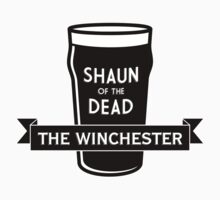 Shaun of the Dead - The Winchester by byway