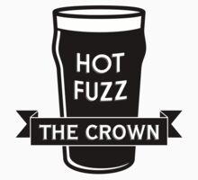Hot Fuzz - The Crown by byway