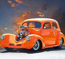 1938 Willys Sedan 3 by DaveKoontz