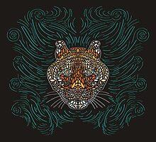 Tiger by Orna Artzi
