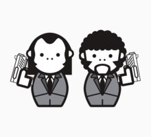 Pulp Fiction - mini by kazkami