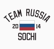 Team Russia - Sochi 2014 by monkeybrain