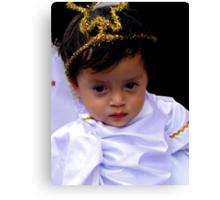 Cuenca Kids 329 Canvas Print