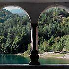 A look at the lake by Gennaro Mazza