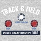 Track & Field World Championships by odysseyroc