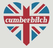 Cumberbitch Union Jack by Look Human