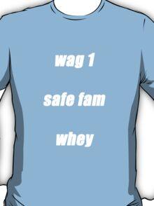 Safe fam Shirt T-Shirt