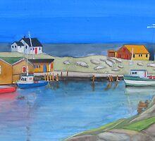East Coast Colour by bevmorgan