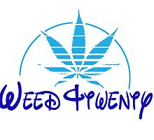 Weed 4twenty by mouseman