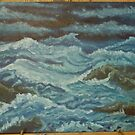small sea painting by madvlad