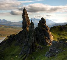 The Old Man of Storr (Scotland) by Stuart Blance