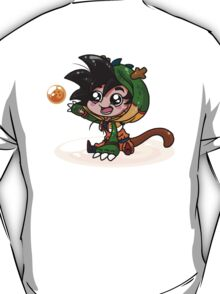 Lil' Dragon Goku T-Shirt