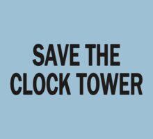 Save The Clock Tower (Dark) by trevorbrayall