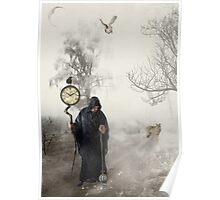 The Time Keeper... Poster