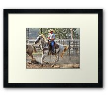 Free Spirited  Framed Print