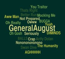 GeneralAugust's Quotes - v1.1 by Warhead955