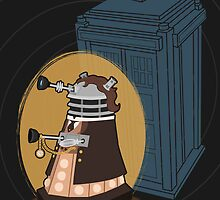 Daleks in Disguise - Eighth Doctor by Meghan Murphy
