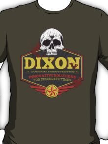 Walking Dead Inspired - Dixon Custom Prosthetics - Merle Dixon - Killing Zombies - Little Merle T-Shirt