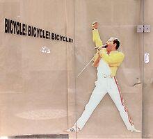 Bicycle Dreaming by Michael Kienhuis