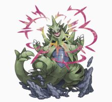 Tyranitar by Pokeplaza