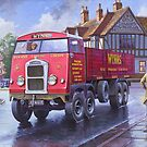 Scammell 8 1937 by Mike Jeffries
