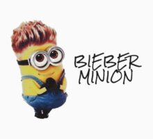 BieberMinion by STECAS