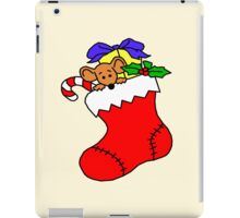 Christmas Stocking iPad Case/Skin