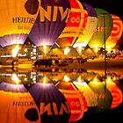 Balloon Fiesta by Delfino
