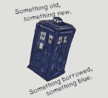 Something old, something new... by Helenave
