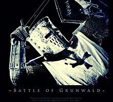 Battle of Grunwald by Arthur Gapanovich
