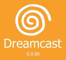 Dreamcast- NTSC region T-Shirt T-Shirt