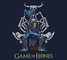 Game of Bones by nikholmes