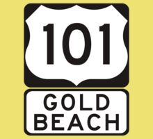 US 101 - Gold Beach Kids Clothes